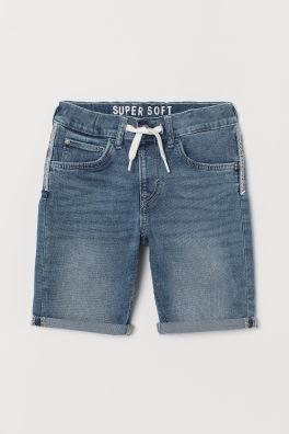0d31c3a903c02 Short en jean Slim Fit
