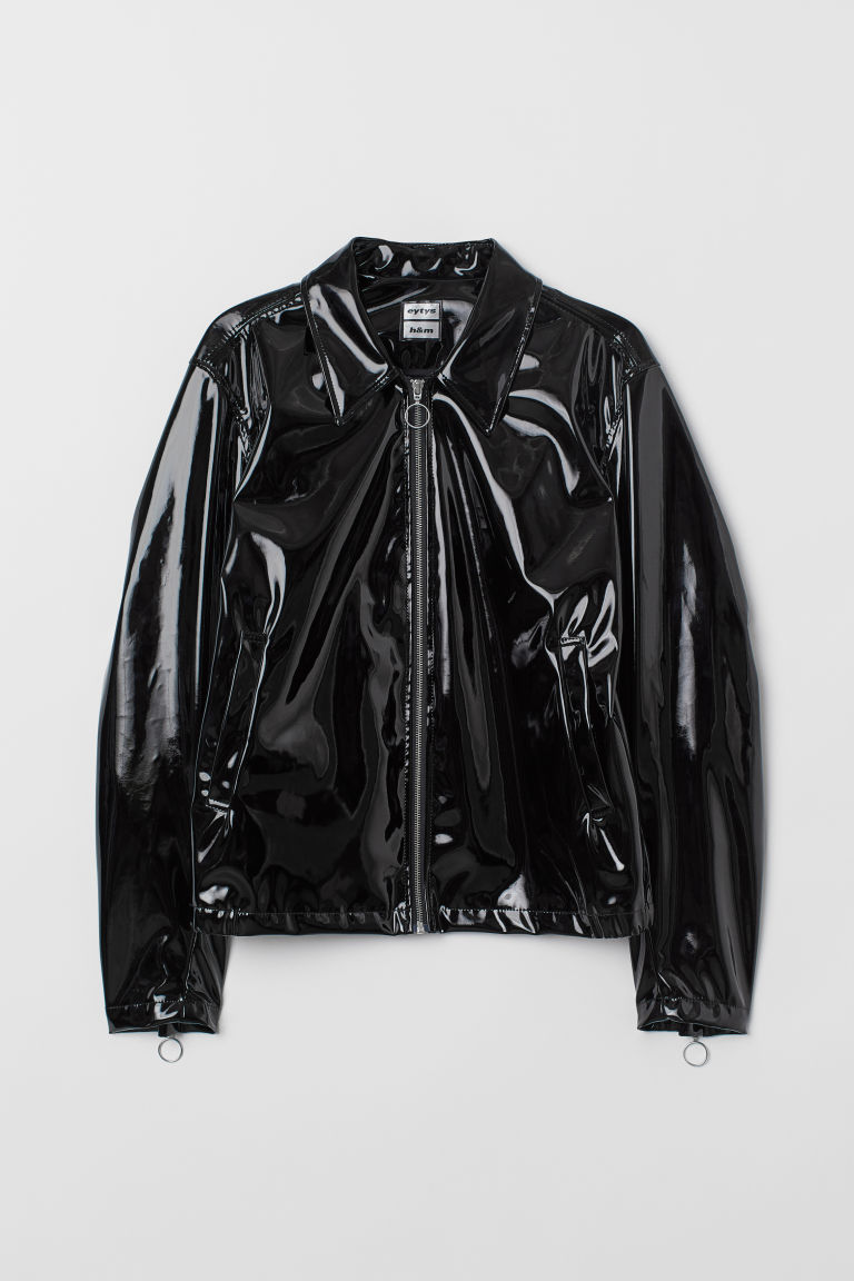 Short jacket - Black - Men | H&M GB