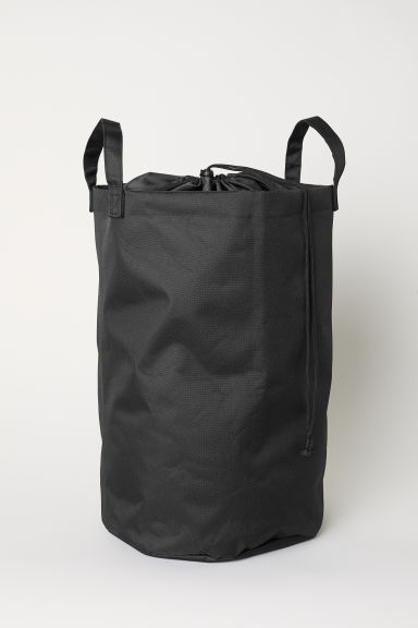 Laundry bag - Black - Home All | H&M GB