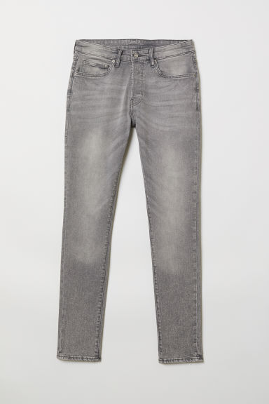 Skinny Jeans - 灰色 - Men | H&M CN