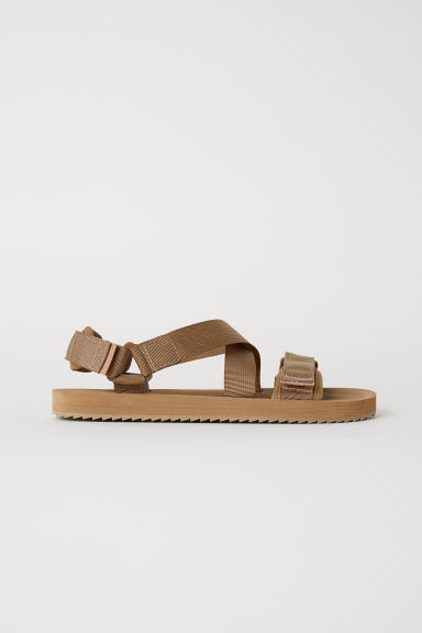 Sandals - Beige - HEREN | H&M BE
