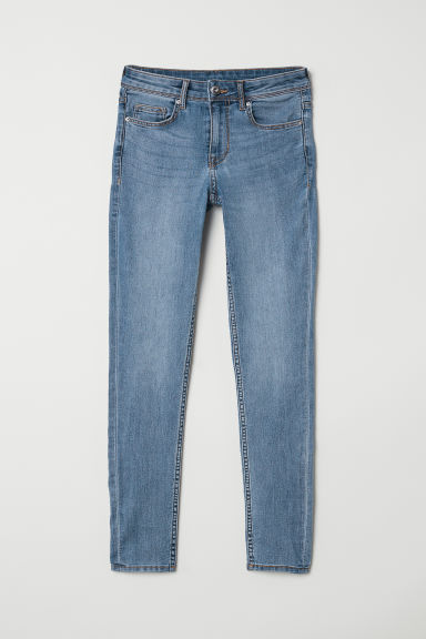 Super Skinny Jeans - Light blue - Ladies | H&M