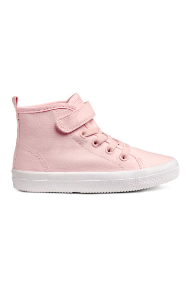 Hi-top trainers - Light pink - Kids | H&M CN