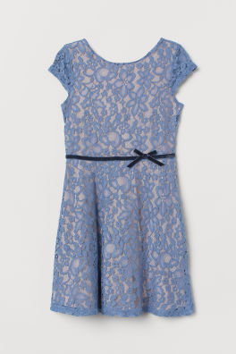 98ceefb181a Girls' Dresses & Occasion Wear | Kids 8 - 14 Years | H&M IE