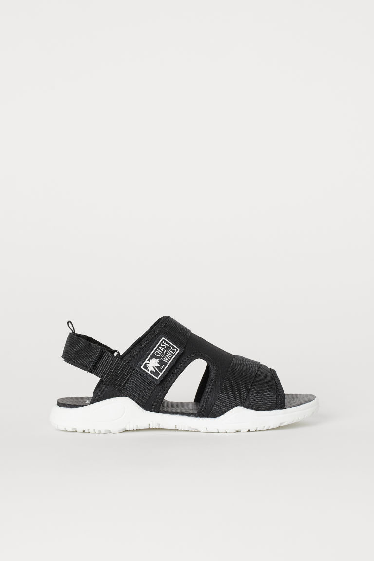 Scuba sandals - Black - Kids | H&M