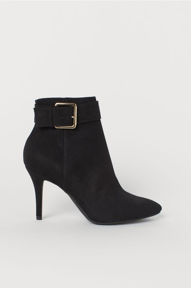 061484ab8 Ankle boots - Black - Ladies | H&M ...