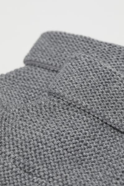 H&M - Knitted bootees - 2