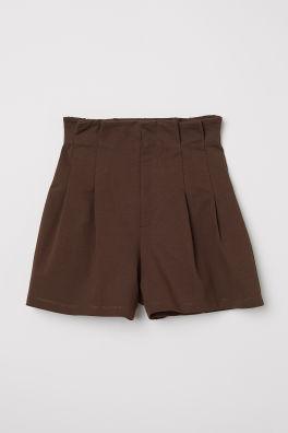 Camouflage Korte Broek Dames.Shorts H M Nl