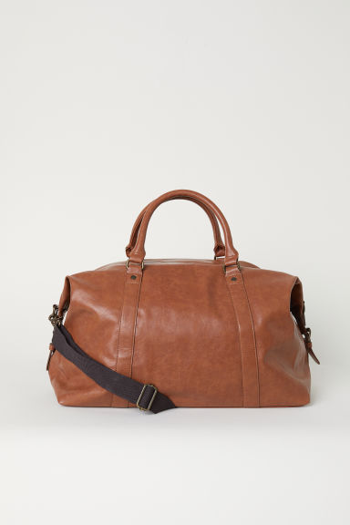 Weekend bag - Brown - Men | H&M CN