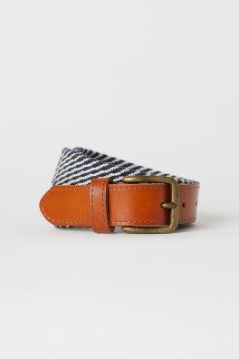 88d360801ae Riemen en bretels voor heren - shop online | H&M NL
