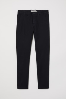 Cotton Chinos Skinny fitModel