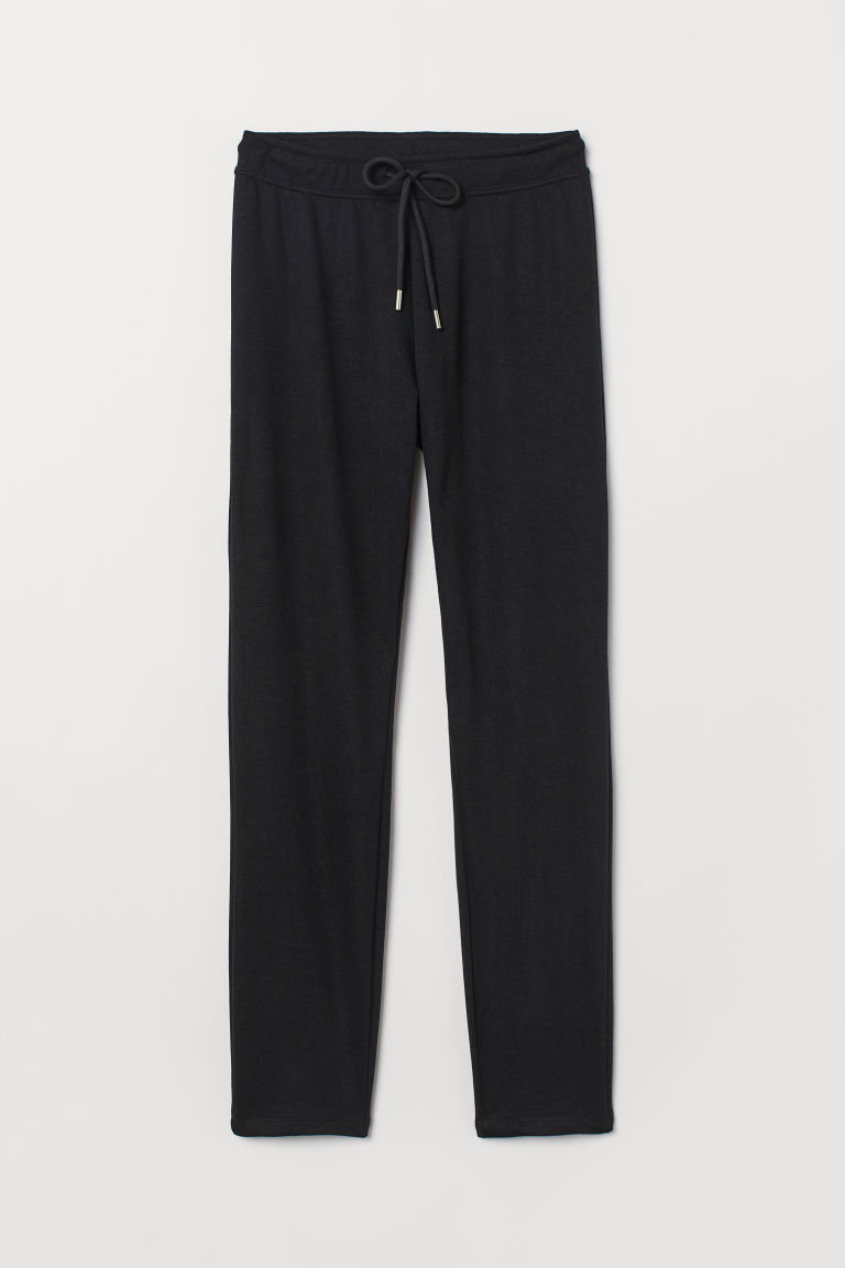 Sweatpants - Black - Ladies | H&M