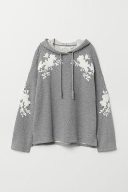 36f554ebfff6 REA - Huvtröjor & Sweatshirts till bättre priser - DAM | H&M SE