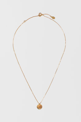 Guldpläterat halsband 88d0f93342c00