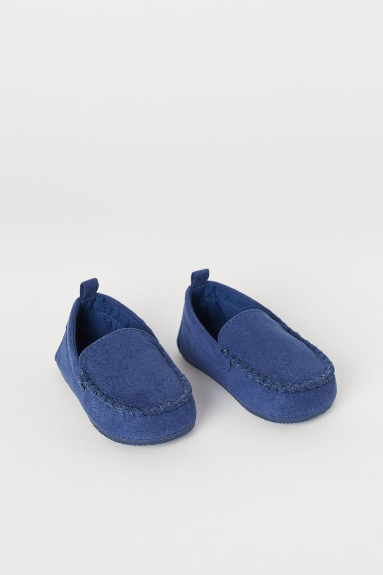 Loafers - Dark blue - Kids | H&M