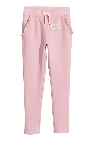 Joggers - Light pink - Kids | H&M
