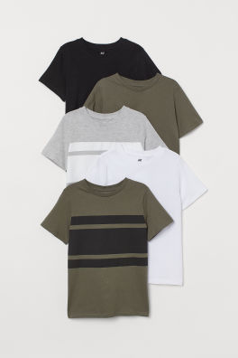 400482bb0 Boys Tops & T-shirts - A wide variety of models | H&M GB