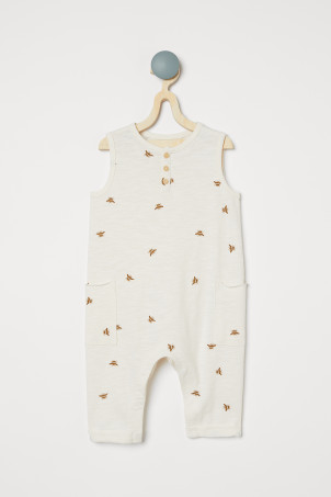 Cotton Romper Suit