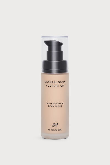 Liquid foundation - Alabaster - Ladies | H&M IE