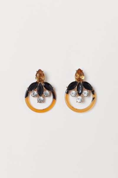 H&M - Earrings - 1