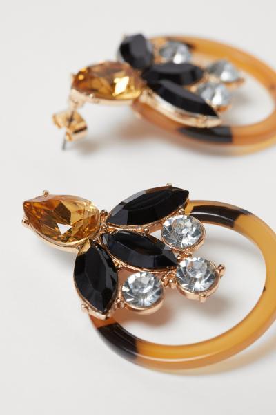 H&M - Earrings - 2
