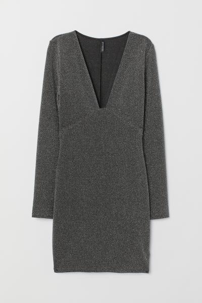 H&M - Robe scintillante - 1