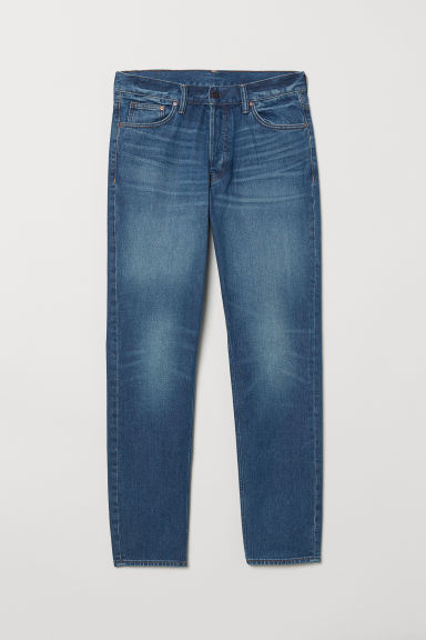 Slim Jeans - Denim blue - Men | H&M US