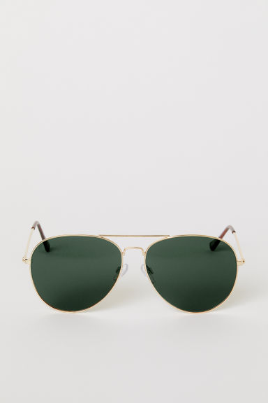 Sunglasses - Gold-coloured - Men | H&M CN