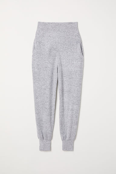 MAMA Joggers - Grey marl/Brushed - Ladies | H&M