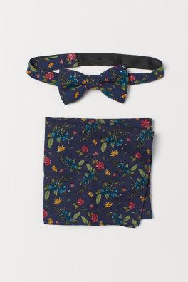 0983228dcca7 Ties, Bow tie & Handkerchiefs | H&M GB