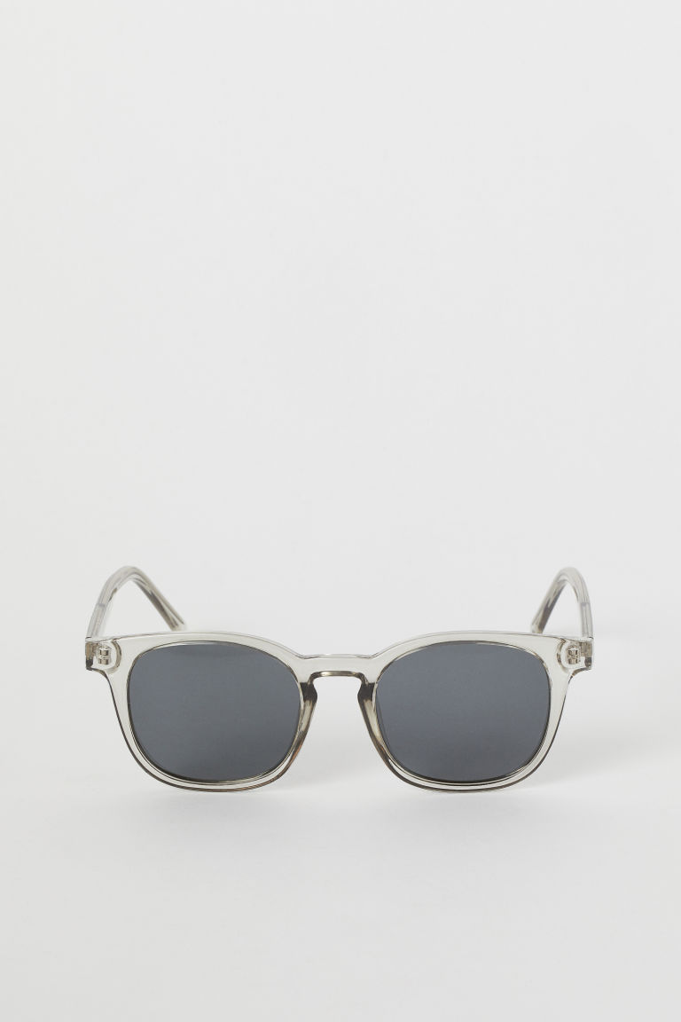 Polarised sunglasses - Grey -  | H&M CN