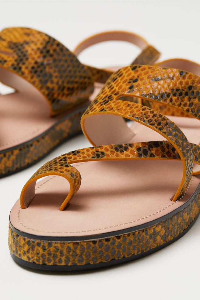 e6c32ce8f Sandaler i læder