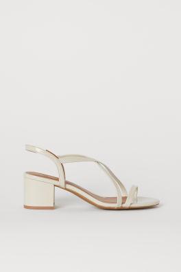 7242ece1f905 Sapatos para senhora – Compre sapatos online | H&M PT