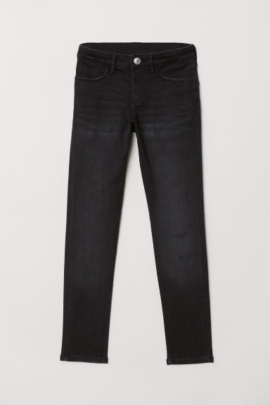 Superstretch Skinny Fit Jeans - Черен - ДЕЦА | H&M BG