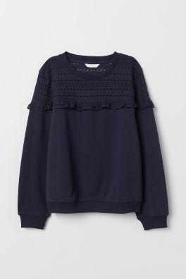 07eefc5c5b788 Sweatshirts Femme | Sweats à Capuche et Pulls | H&M BE