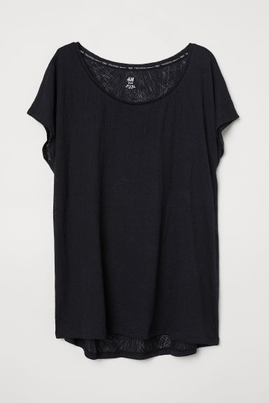 Sports top - Black - Ladies | H&M