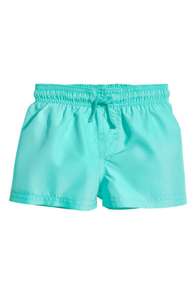 Zwemshort - Turkoois -  | H&M BE