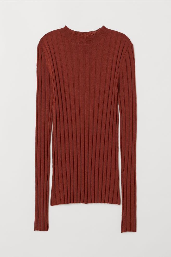 cc121cf7756 Fine-knit merino wool jumper
