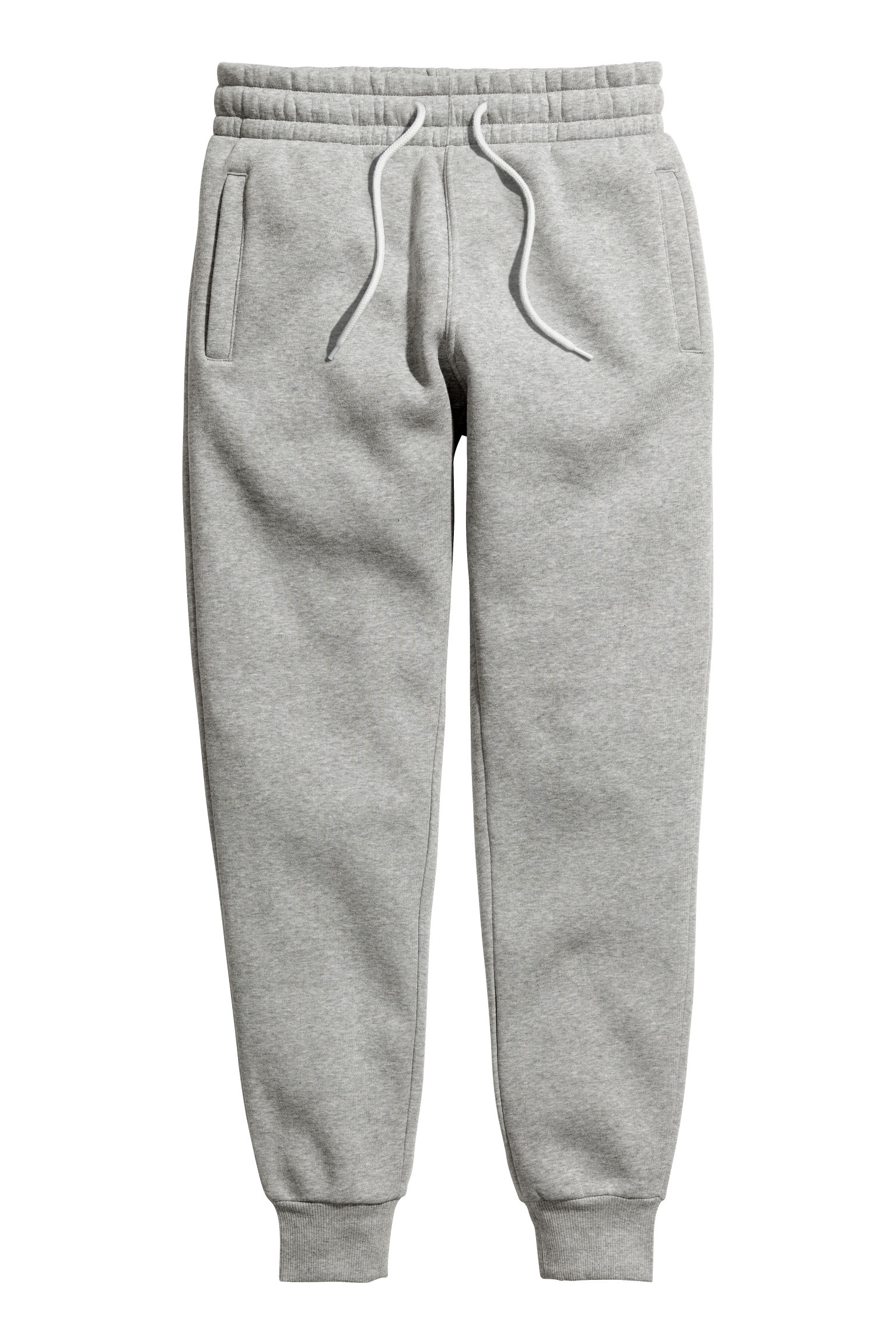 5bf5610b812ea Sweatpants - Black - Men | H&M US