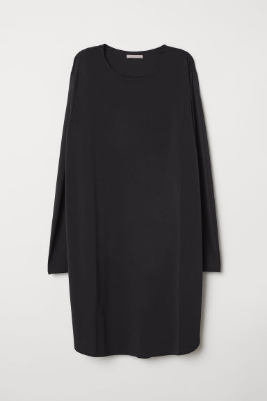 H&M+ Tunica in jersey - Nero - DONNA | H&M IT