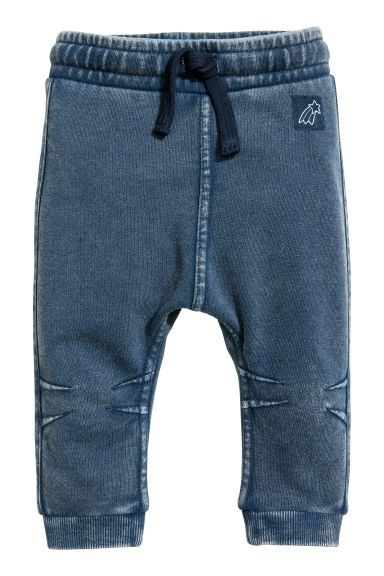 Joggers - Denim blue -  | H&M