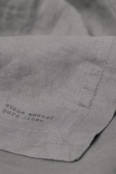 Washed linen tablecloth - Grey - Home All | H&M IE
