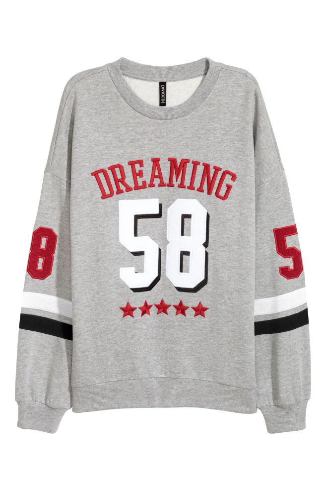 45d4b1d70d2c Sweatshirt mit Motiv