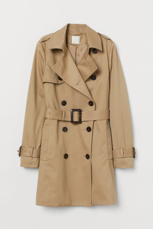 Trench-coatModèle