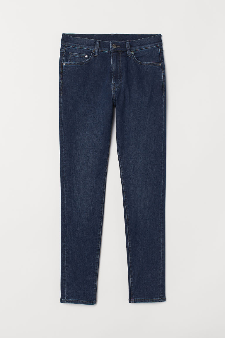 Skinny Jeans - Denim blue - Men | H&M GB