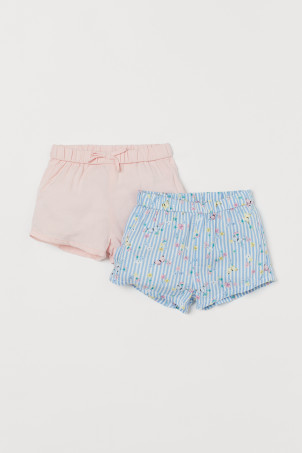 Set van 2 shorts