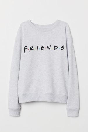 c59faea4a Trendy dámské mikiny a mikiny s kapucí – nakupujte online | H&M CZ