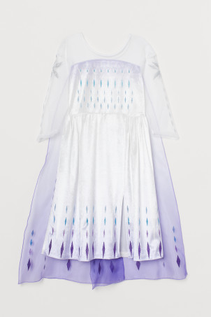 Frozen Costume Dress