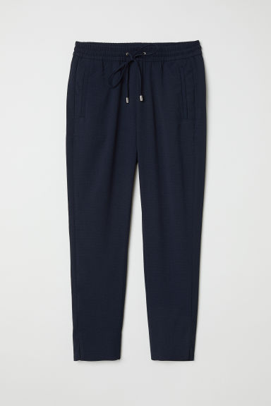 Pull-on trousers - Dark blue -  | H&M CN