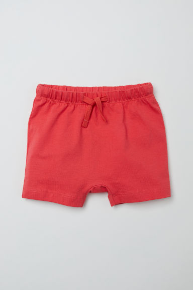 Jersey shorts - Red -  | H&M CN